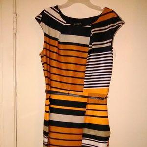 Enfocus Studio Dress with belt